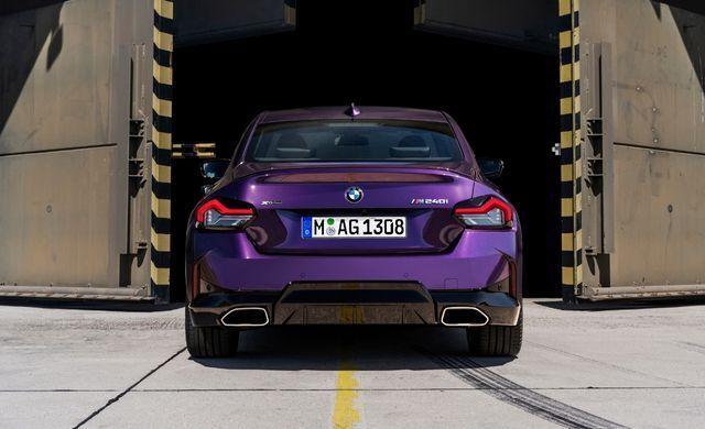 New 2021 BMW M240i Coupé