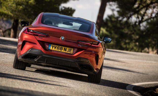 New 2021 BMW M850i