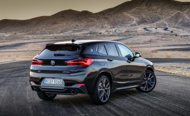 New 2021 BMW X2 M35i