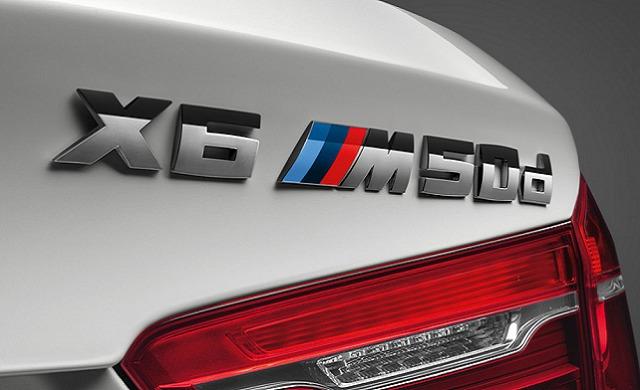 New 2021 BMW X6 M50d