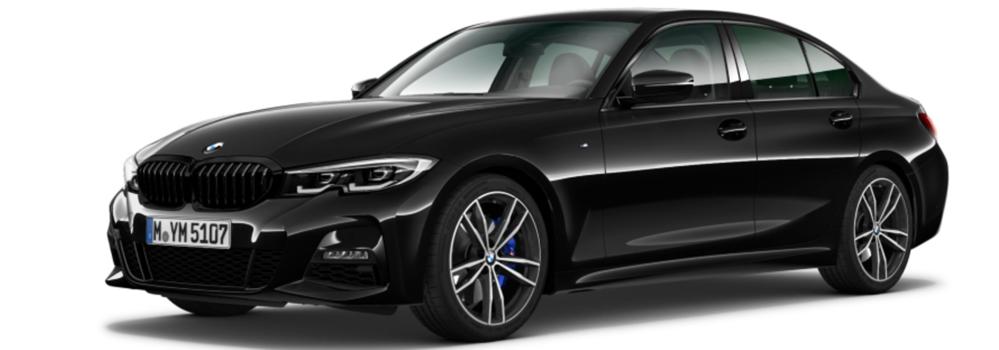 Brand new BMW 3 Series Saloon finance deals