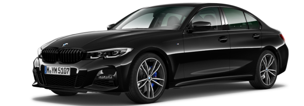 New BMW 3 Series Saloon finance offer
