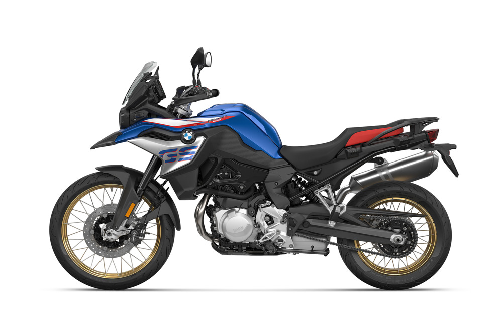 New BMW Motorrad F 850 GS finance offer