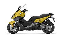 New BMW Motorrad C 650 Sport