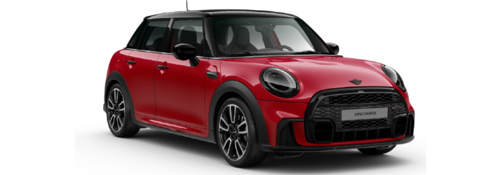Brand new MINI 5 Door finance deals