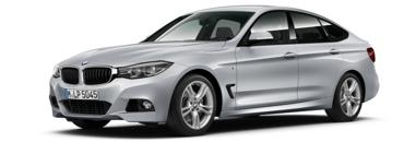 Brand new BMW 3 Series Gran Turismo finance deals