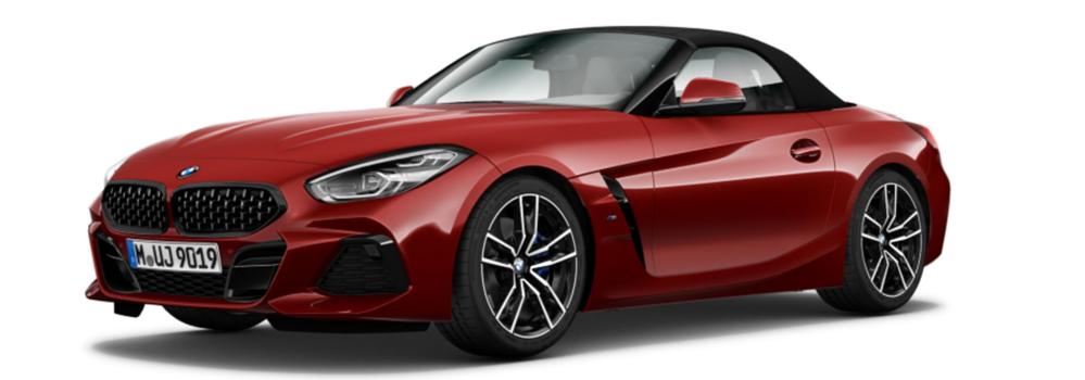 Brand new BMW Z4 finance deals