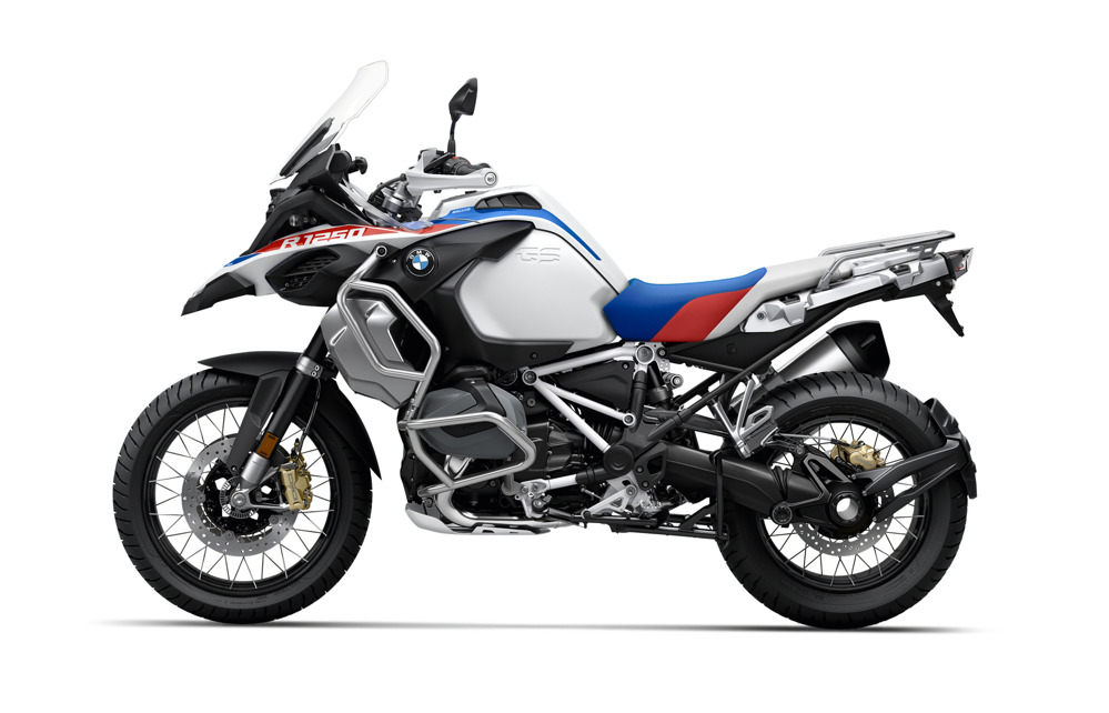 New BMW Motorrad R 1250 GS Adventure finance offer
