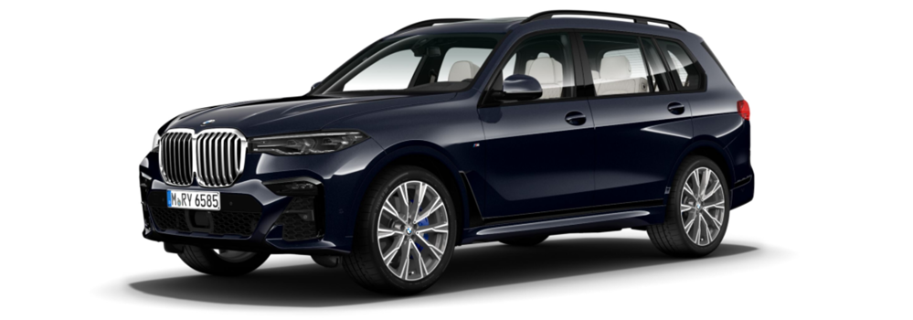 Brand new BMW X7 finance deals