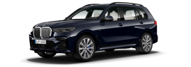 New BMW X7 Finance Deals