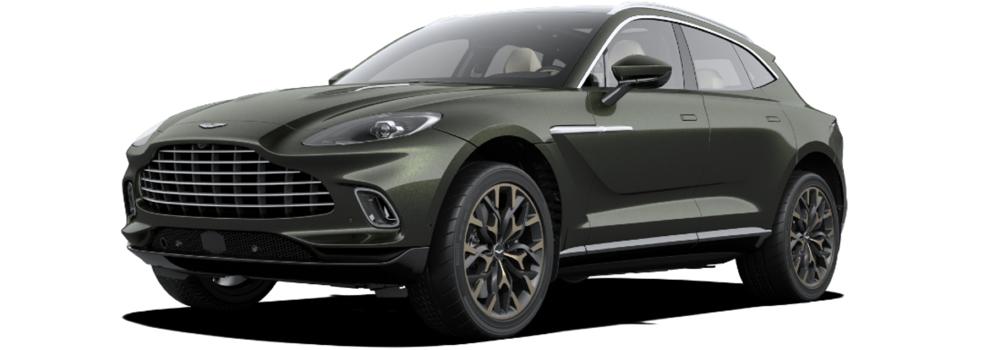 New Aston Martin DBX finance offer