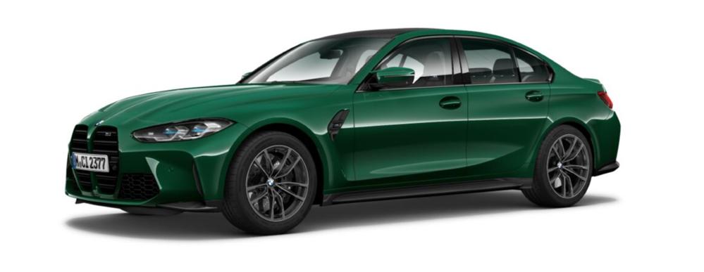 Brand new BMW M3 Saloon finance deals