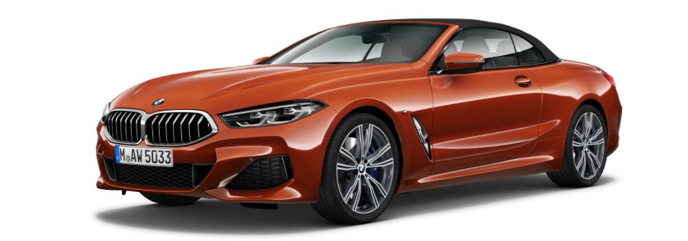Brand new BMW 8 Series Convertible finance deals