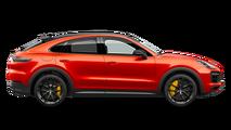 New Porsche Cayenne Coupé