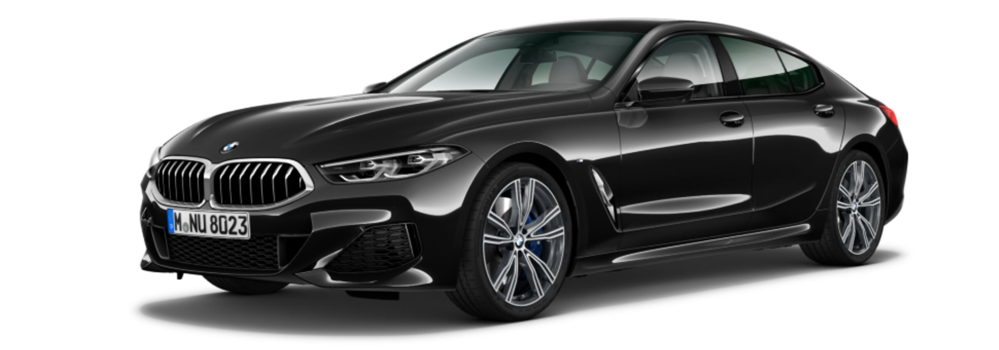 Brand new BMW 8 Series Gran Coupé finance deals