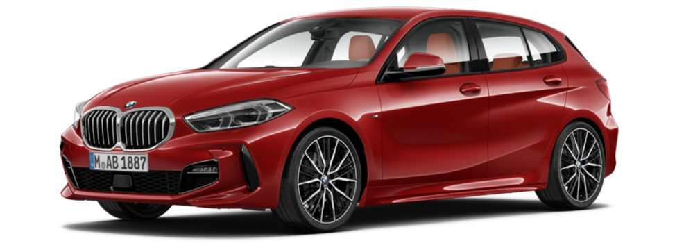 New BMW 1 Series Hatchback finance offer