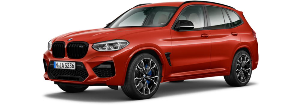 Brand new BMW X3 M Competition finance deals