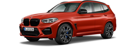 New BMW X3 M Competition Finance Deals