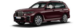 New BMW X7 M50d and M50i