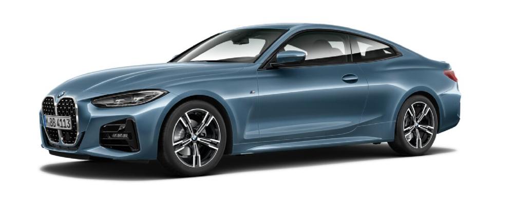 Brand new BMW 4 Series Coupé finance deals