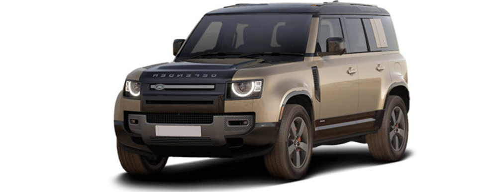 New Land Rover Defender finance offer