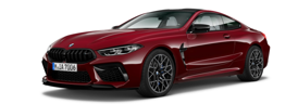 New BMW M8 Competition Coupé