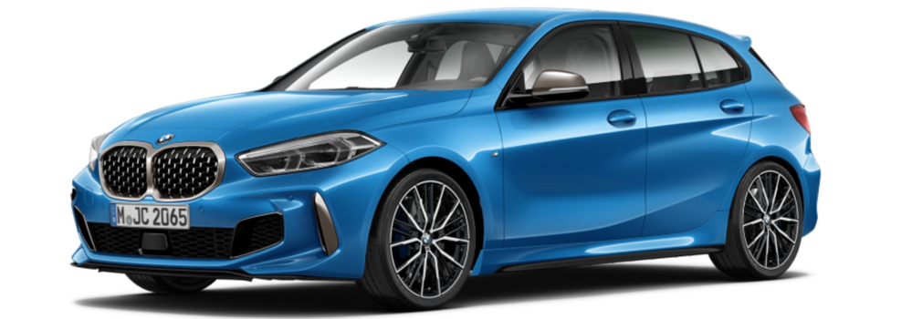 Brand new BMW M135i xDrive finance deals