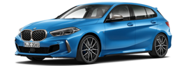 New BMW M135i xDrive