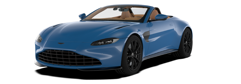 New Aston Martin Vantage Roadster finance offer
