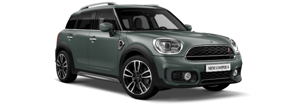 New MINI Countryman finance offer