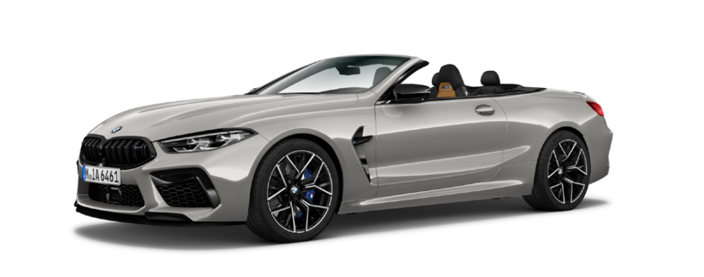 Brand new BMW M8 Competition Convertible finance deals
