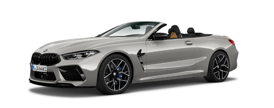 New BMW M8 Competition Convertible