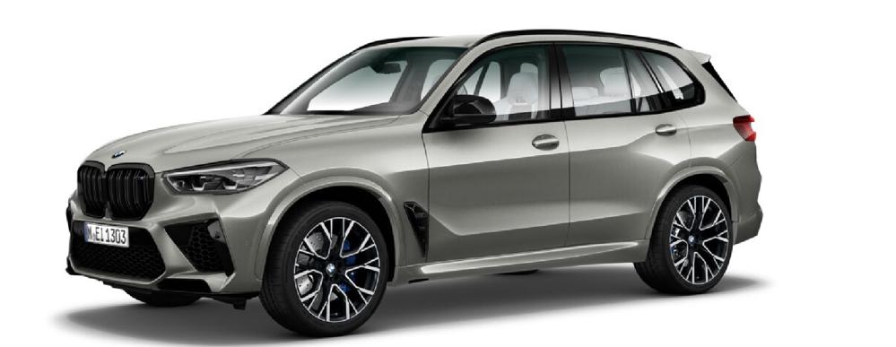 Brand new BMW X5 M Competition finance deals