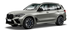 New BMW X5 M Competition