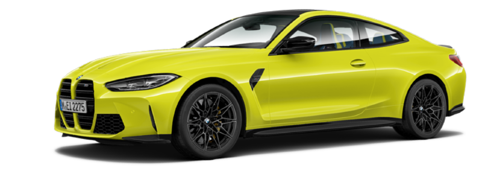 Brand new BMW M4 Competition finance deals