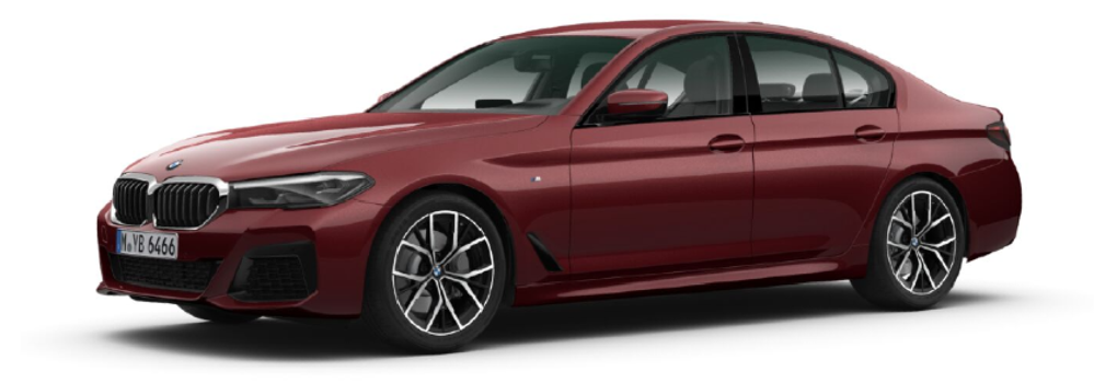 New BMW 5 Series Saloon finance offer