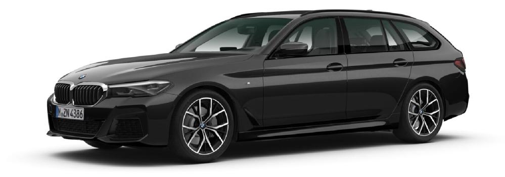 Brand new BMW 5 Series Touring finance deals