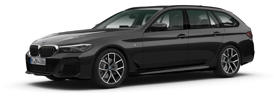 New BMW 5 Series Touring