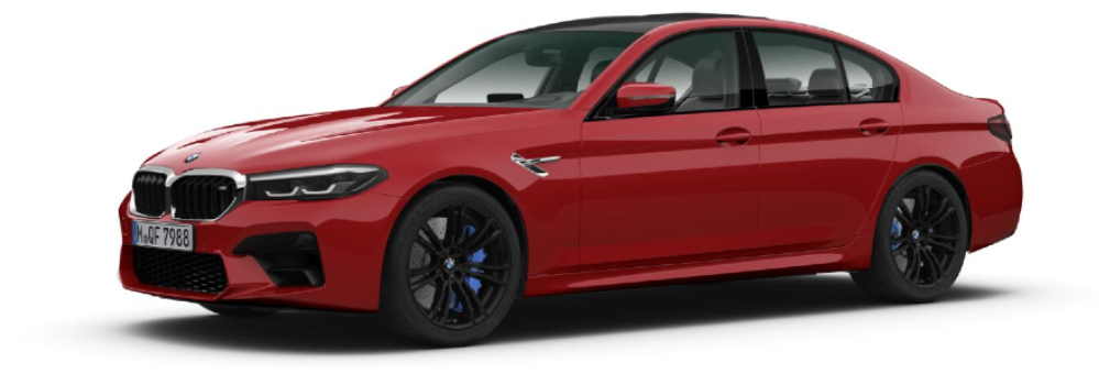Brand new BMW M5 Competition finance deals