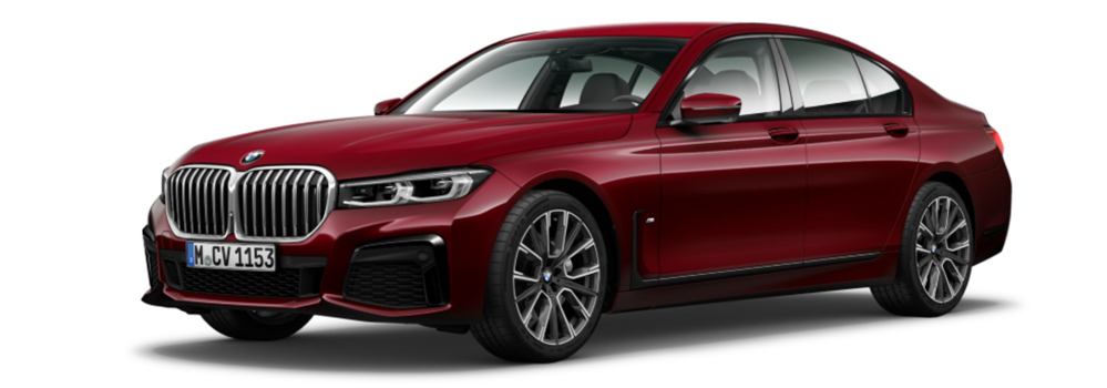 New BMW 7 Series Saloon finance offer