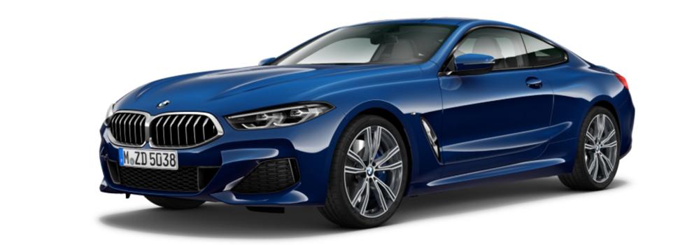 Brand new BMW 8 Series Coupé finance deals