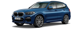 New BMW X3 Finance Deals