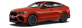New BMW X6 M Competition