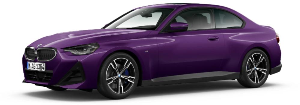 New BMW 2 Series Coupé finance offer