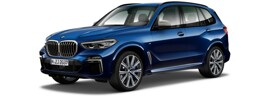 New BMW X5 M50d