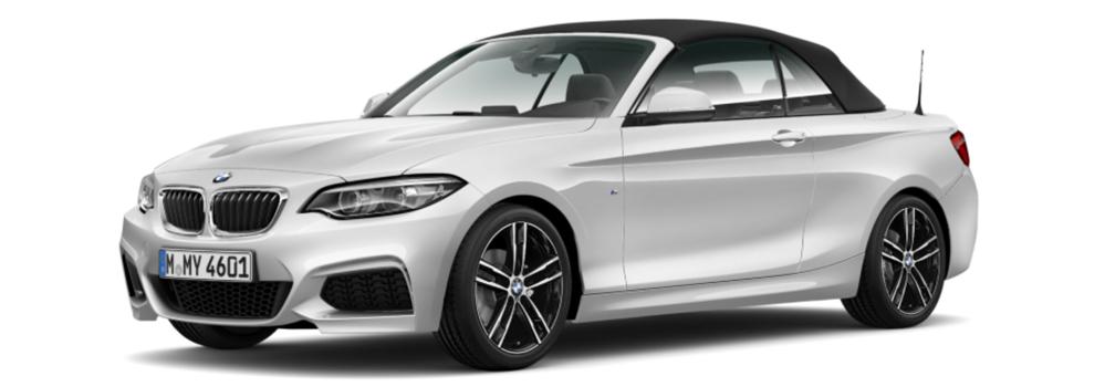 Brand new BMW 2 Series Convertible finance deals