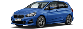 New BMW 2 Series Active Tourer