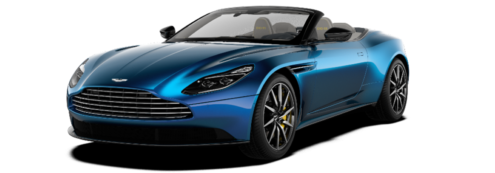 Brand new Aston Martin DB11 Volante finance deals