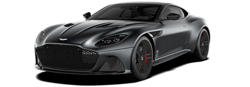 Brand new Aston Martin DBS Superleggera finance deals