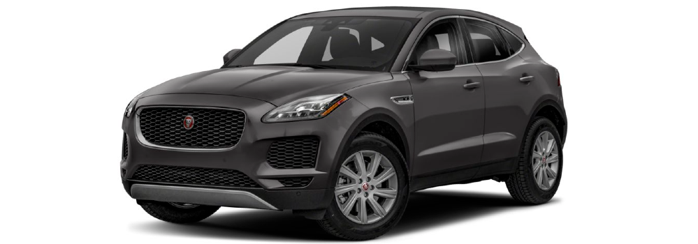 New Jaguar E-PACE finance offer